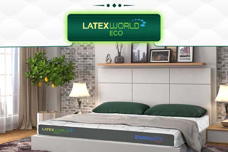 Đệm Latex word eco