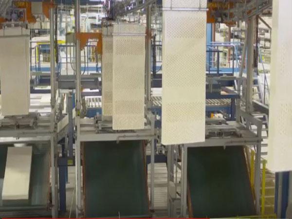 Quy trình công nghệ sản xuất đệm cao su thiên nhiên Liên Á