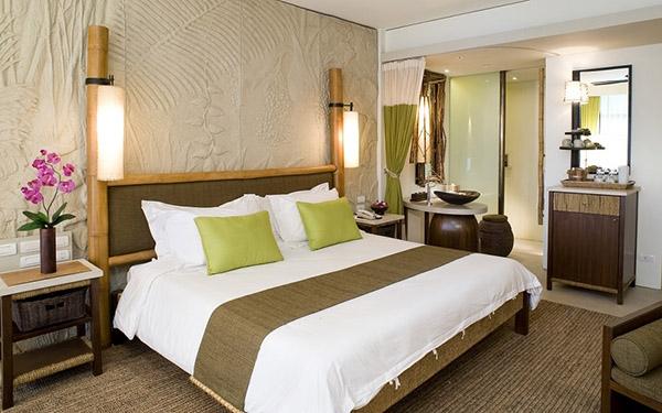 Tác dụng của tấm trang trí đệm khách sạn