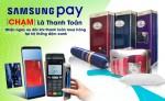 Mua chăn ga gối đệm thanh toán cực nhanh qua SamSung Pay