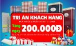 BIG SALE: tặng quà duy nhất 2 ngày từ 10-11/11 tại Demxanh