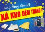 Đệm xanh Thanh Lý chăn ga gối đệm T1/2019