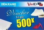 Đệm Xanh kết hợp với VinID tặng ngay voucher trị giá giá 500K cho khách hàng qua ứng dụng app VinID