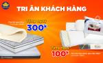 Chương trình Tri ân Khách hàng tại Đệm Xanh (Áp dụng cho KH đã mua đệm có giá trị trên 5 triệu đồng)