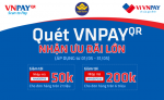 Nhận ngay ưu đãi lớn tại Đệm Xanh khi thanh toán qua QR VNPAY với đơn hàng từ 2 triệu trở lên