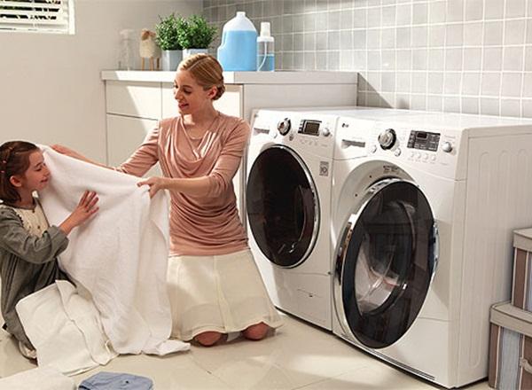 Tuyệt chiêu giặt sạch chăn ga gối bằng máy