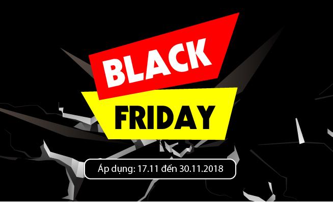 Black Friday - Chăn ga gối đệm sale cực sốc