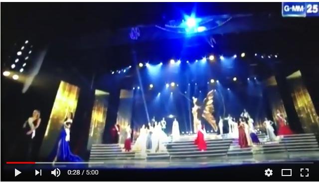 Khoảng khắc Hương Giang Idol đăng quang Hoa Hậu chuyển giới