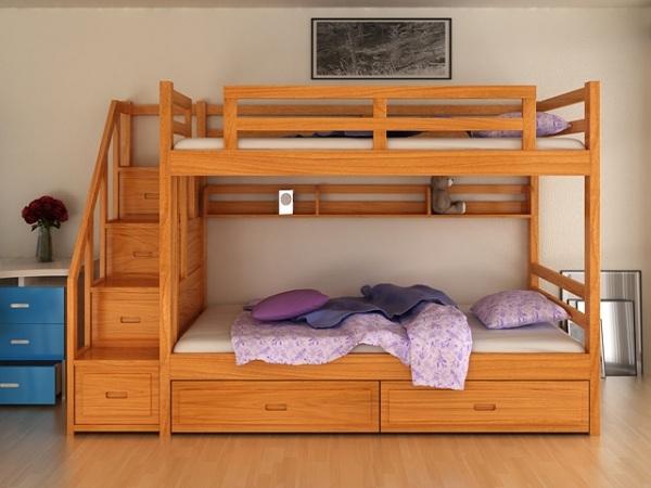 Mua giường gỗ ở đâu?