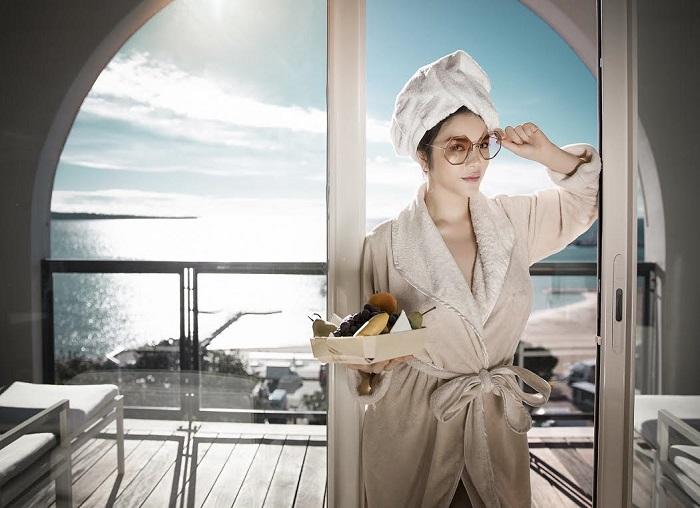 Mua áo choàng tắm khách sạn ở đâu?