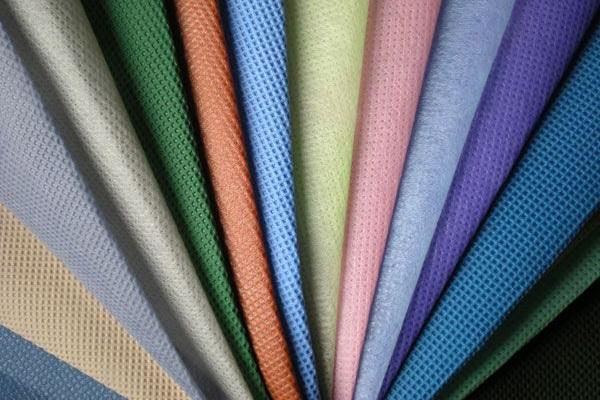 Vải Cotton có màu sắc chuẩn nét