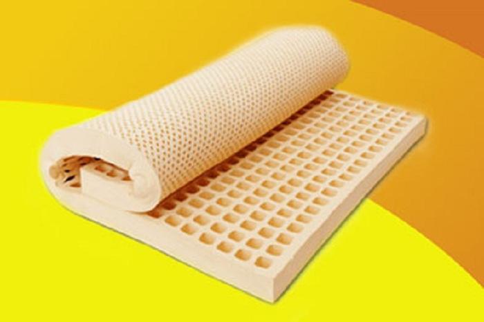 Người đau lưng nên dùng đệm cao su Kim Cương loại nào?
