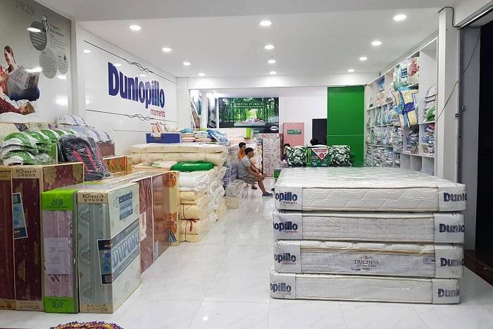 Đặc điểm của đệm lò xo Dunlopillo