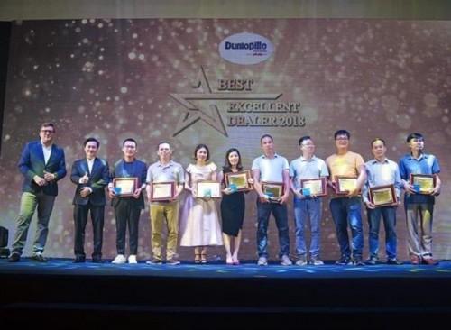Đệm Xanh đối tác hàng đầu cung cấp đệm Dunlopillo tại Hà Nội
