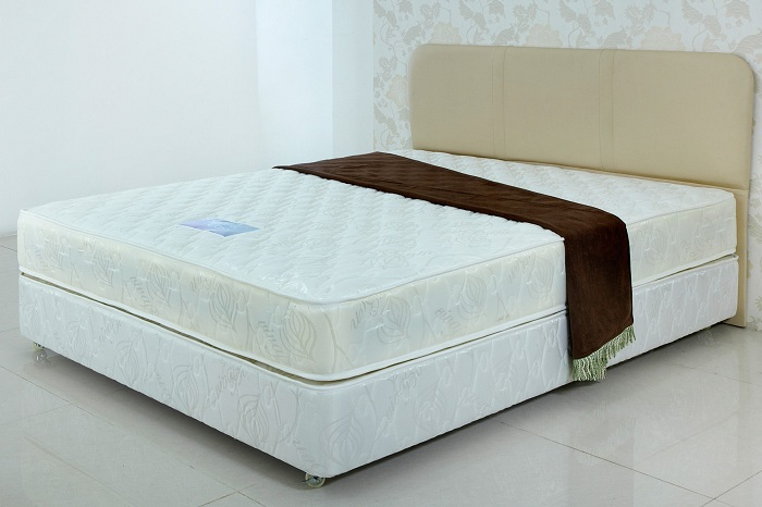 Hướng dẫn cách chọn đệm lò xo cho phòng ngủ sang trọng nhất