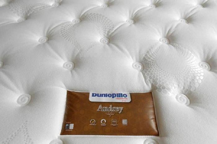 Đệm lò xo Dunlopillo túi độc lập cho trải nghiệm tuyệt vời