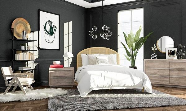 Bộ sưu tập chăn ga gối Everon cho thiết kế nội thất chiết trung