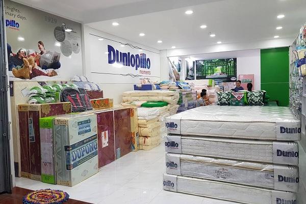Đệm lò xo Dunlopillo 1m4 giá bao nhiêu?