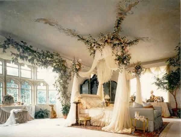 Bộ sưu tập chăn ga gối Everon cho thiết kế nội thất lãng mạn Romanticist