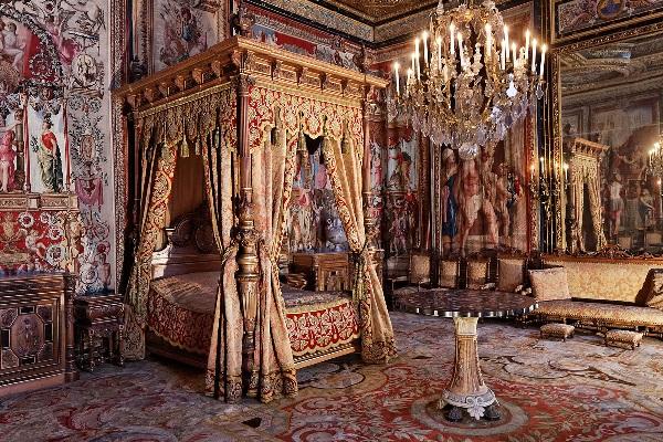 Bộ sưu tập chăn ga gối Singapore cho thiết kế nội thất Baroque
