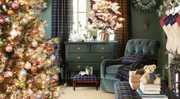 Bí quyết chọn chăn ga gối nổi bật để trang trí phòng ngủ mùa Noel