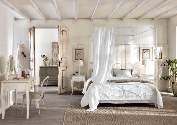 Bộ sưu tập chăn ga gối Everon dành cho thiết kế nội thất Shabby Chic
