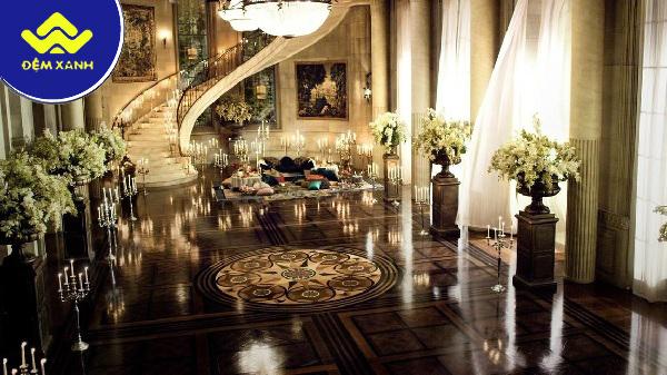 Bộ sưu tập chăn ga gối Singapore cho thiết kế nội thất Art Deco