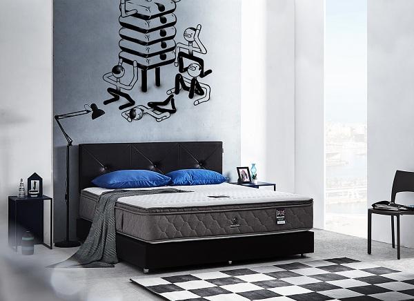 Hướng dẫn chọn đệm theo kích thước và phong thủy giường ngủ