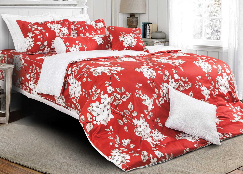 Các gam màu chăn ga gối may mắn cho phòng ngủ dịp Tết