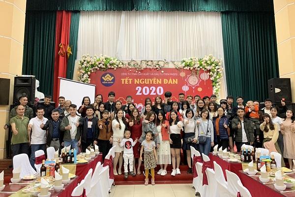 Hệ thống Đệm Xanh tổ chức tất niên năm 2020