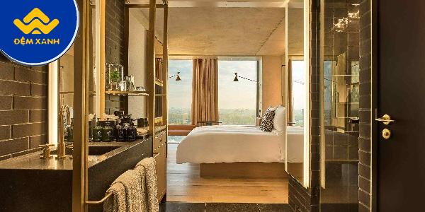Cách chọn giường ngủ phù hợp với không gian nội thất phòng ngủ