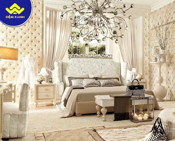 Bộ sưu tập chăn ga gối Singapore cho thiết kế nội thất Hollywood