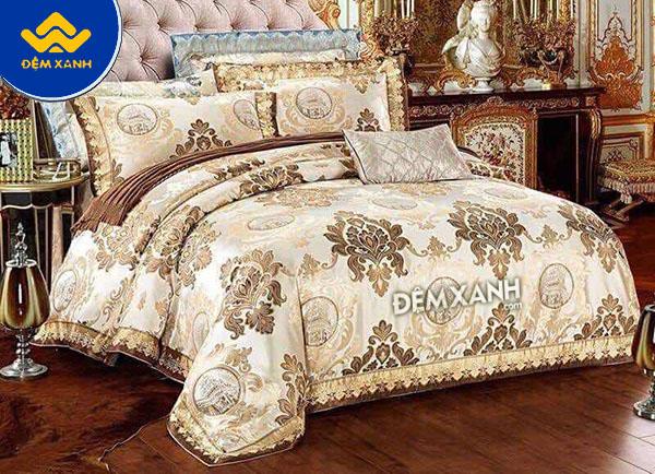 Những tiêu chí chọn chăn ga gối phù hợp cho thiết kế nội thất cổ điển