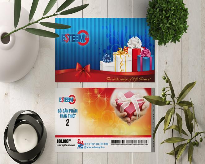 Đệm Xanh địa điểm đổi quà tặng  Esteem Gift & Mobile Gift tại Hà Nội