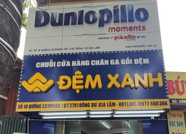 Đệm Xanh số 10 đường Ecopark (DT379) Đông Dư, Gia Lâm, Hà Nội