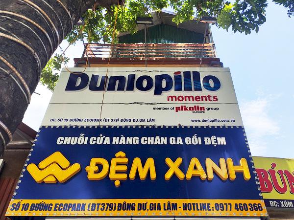 Hệ thống Đệm Xanh khai trương Showroom bán chăn ga gối đệm mới tại Ecopark Hưng Yên