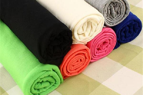 Vải Modal đa dạng màu sắc