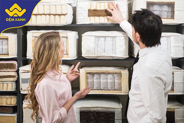 Tìm hiểu chi tiết cấu tạo nệm lò xo cho quá trình mua sắm hiệu quả