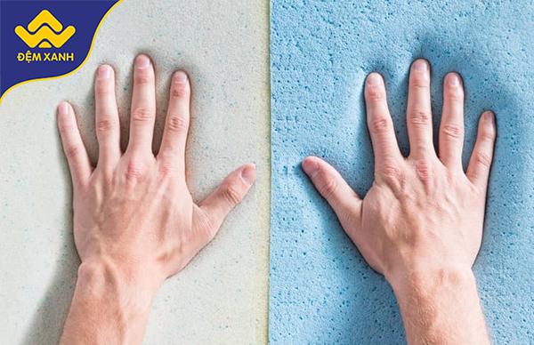 Nên chọn nệm Memory Foam hay nệm Gel Memory Foam tốt hơn?