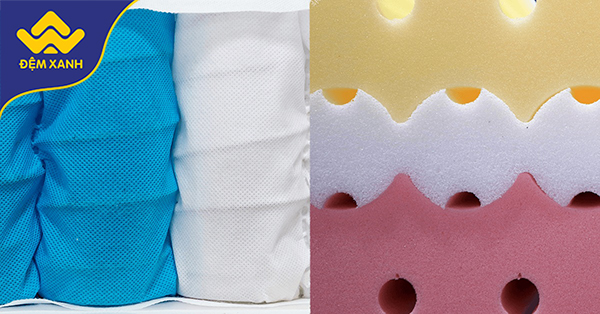 Nên chọn nệm lò xo hay nệm Memory Foam tốt hơn?