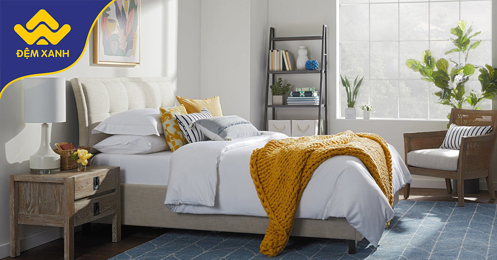 Top 6 loại nệm tốt nhất cho giường khung năm 2020