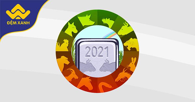 12 con giáp nên chọn màu may mắn nào cho năm Tân Sửu 2021?