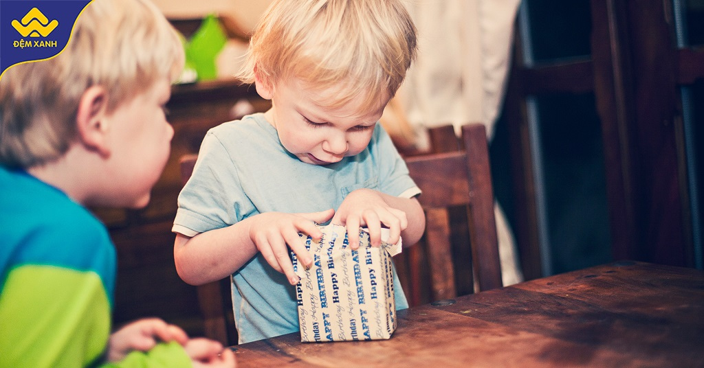 Top quà tặng chăn ga gối đệm cho bé trai - Đệm Xanh