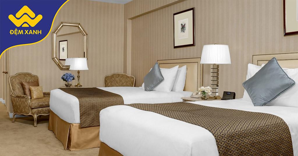 Đại lý cung cấp chăn ga gối đệm khách sạn, nhà nghỉ tại Hà Nội