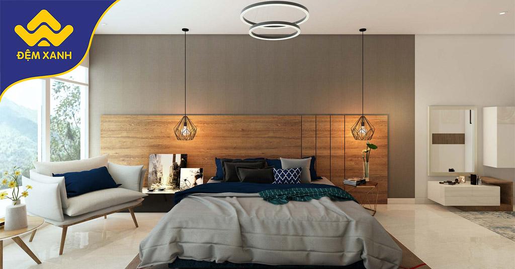 Nên chọn mẫu đèn trần phòng ngủ bao nhiêu watt?