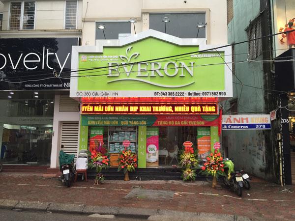 380 Cầu giấy – Địa chỉ tin cậy mua chăn ga gối đệm Everon