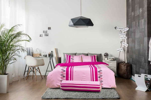 Mách bạn bí quyết chọn chăn ga gối đệm theo từng phong cách phòng ngủ