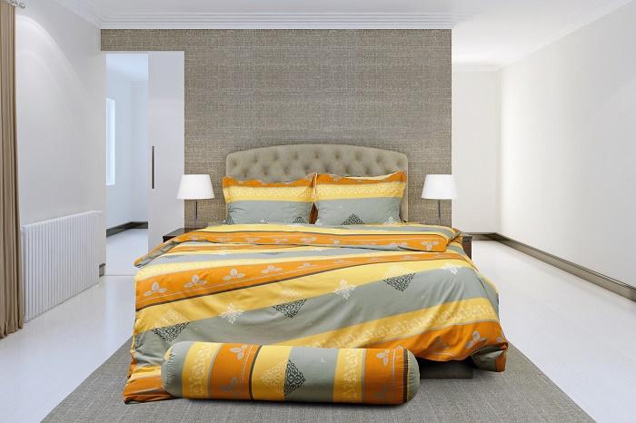 Lựa chọn đệm bông ép Sông Hồng vải TC cho khách sạn