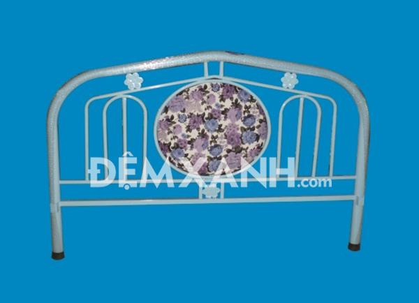 Giường sắt tròn GST M2