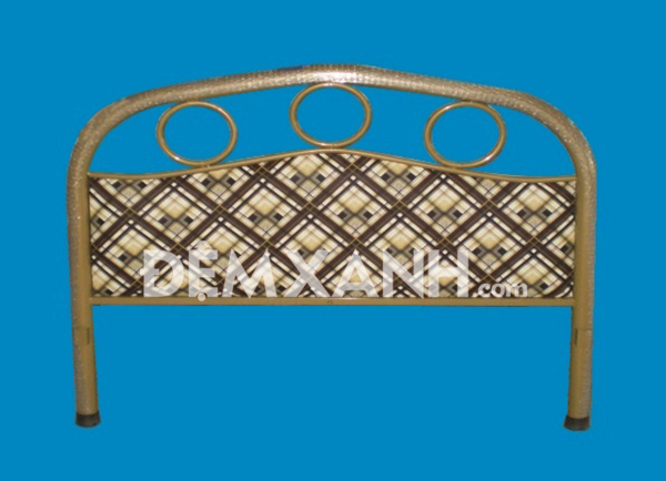 Giường sắt tròn GST M9